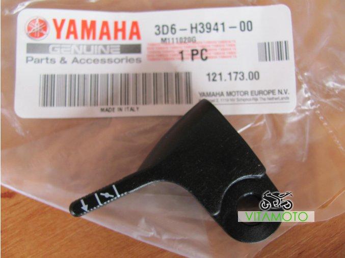 Yamaha XT 125 páčka sytiče