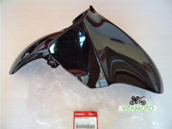Honda PCX125 Mudguard Fender Fairing Front BLACK 2009