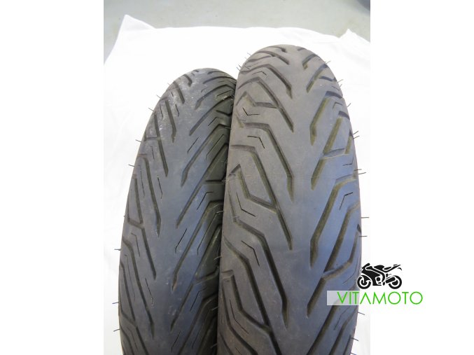 Michelin City Gripp  100/80 ZR 16 - 4 mm
