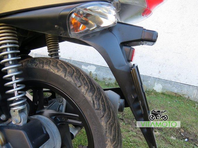 Honda PCX 125 - zadní blatník