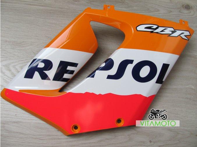 Boční PRAVá kapota Honda CBR 125 (2004-2006)