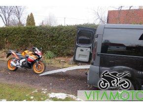 Odvoz a převoz moto