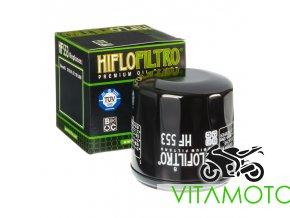 vyr 1856Olejovy filtr Hiflofiltro HF553 Oil Filter