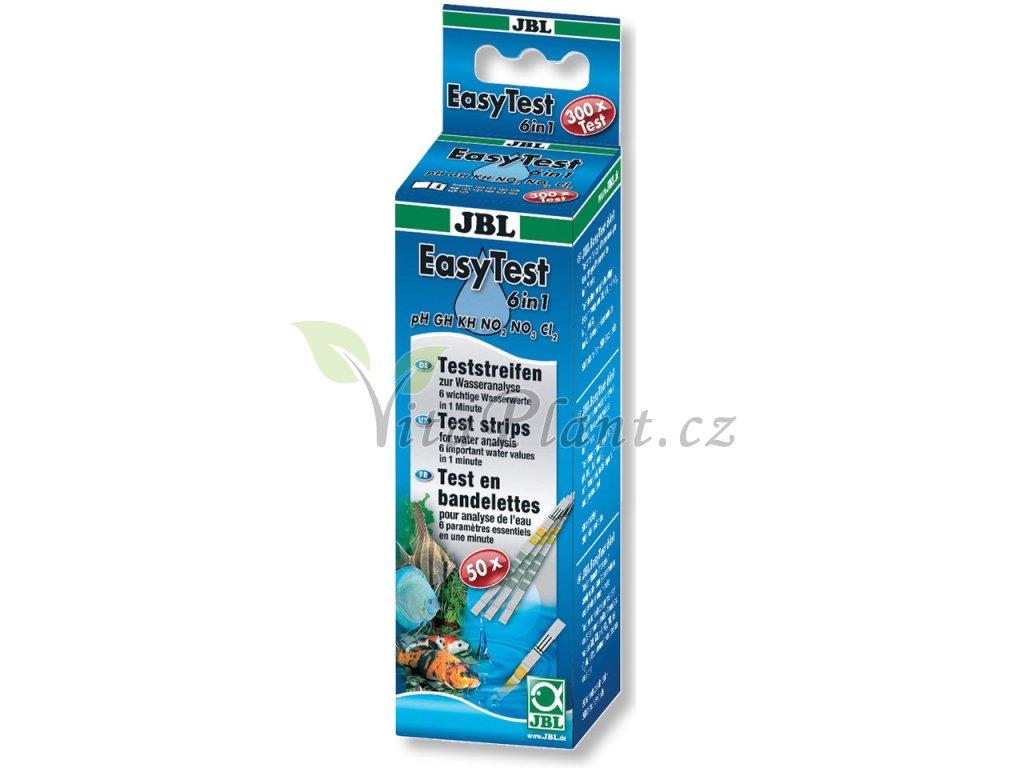 JBL EasyTest 6v1