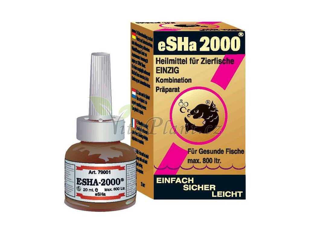 Lecivo Esha 2000