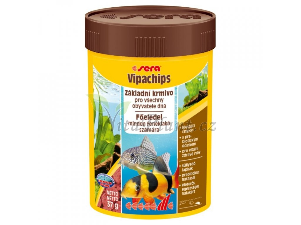 sera vipachips 100 ml