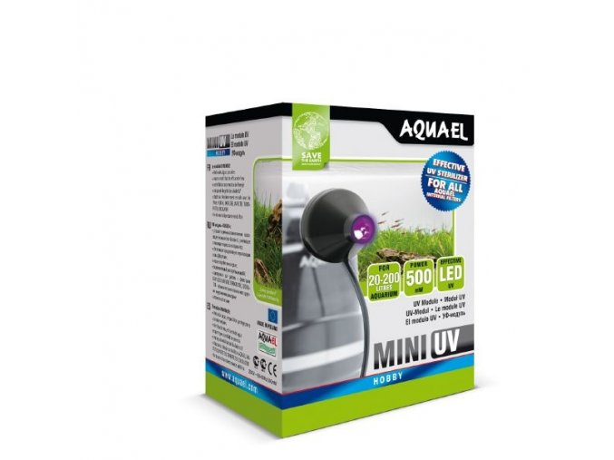 AquaEl UV Mini LED
