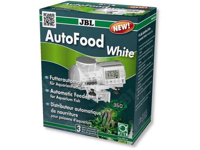 JBL AutoFood White