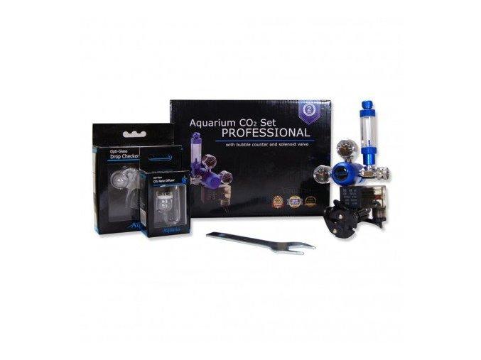 Aquario CO2 set s nočním vypínáním