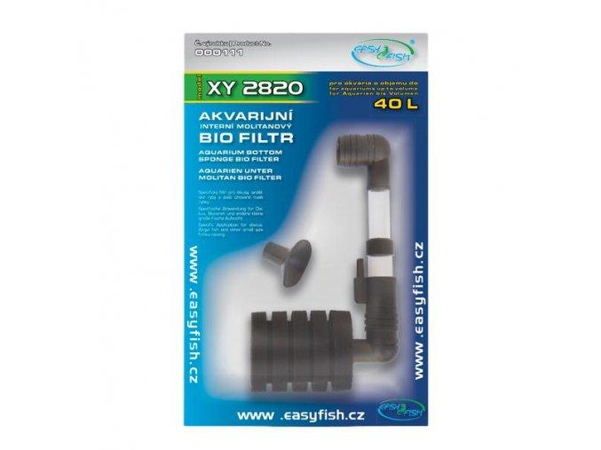 EasyFish Bio molitanový filtr XY 2820