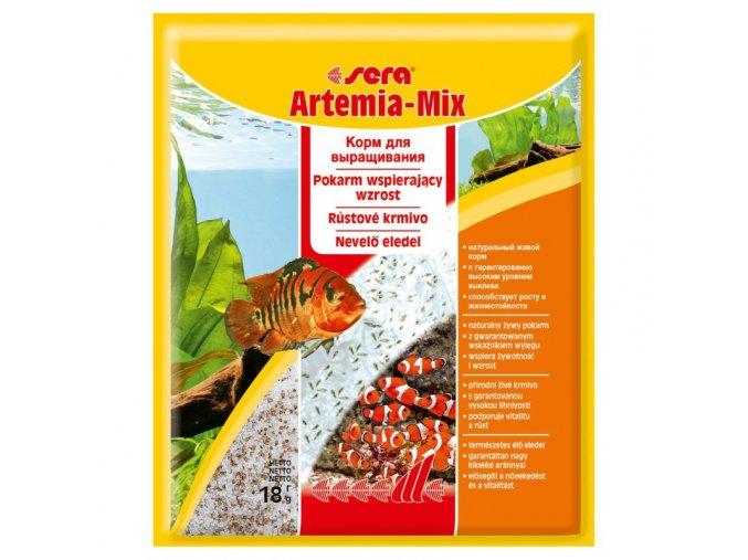 sera artemia mix 18 g
