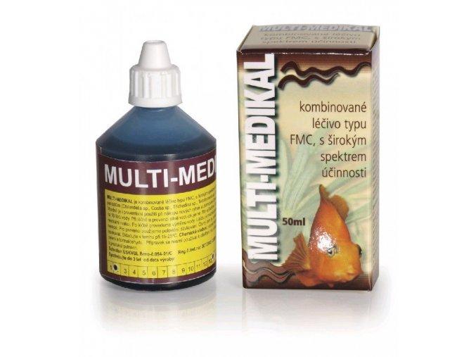 Hü-Ben Multi-Medikal 50 ml