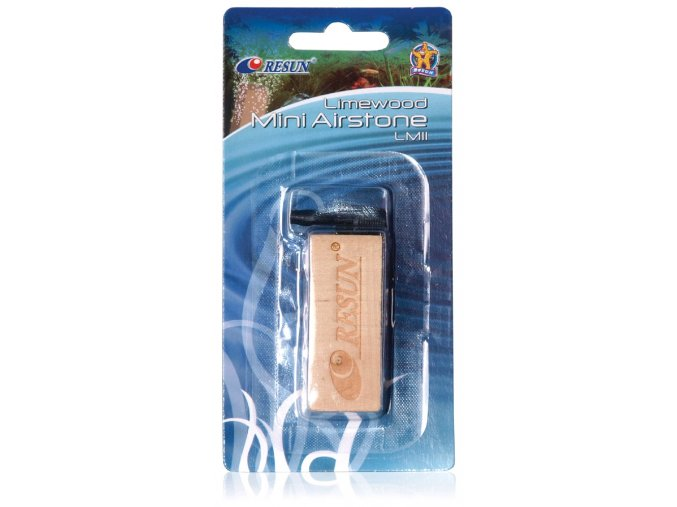 Limewood lipové dřevo - vzduchovací kvádr 5 cm