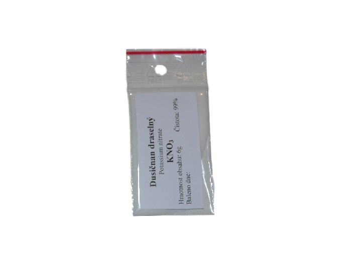 Dusičnan draselný - KNO3 - 6 g