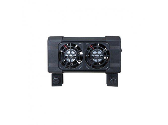 Chladící modul se dvěma ventilátory