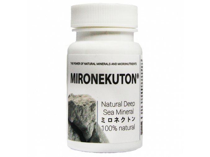 Mironekuton Super Powder potrava pro bakterie
