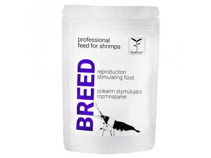 QualDrop Breed - krmivo pro krevety