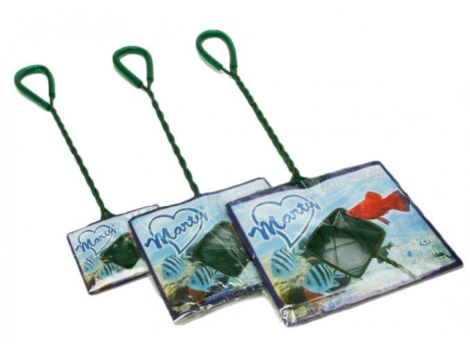 Síťka na ryby silná 20 x 15 cm