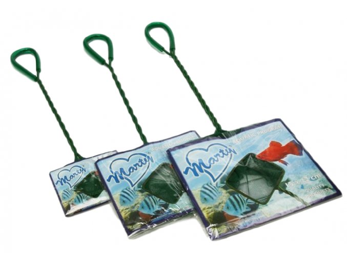 Síťka na ryby silná 25 x 17,5 cm