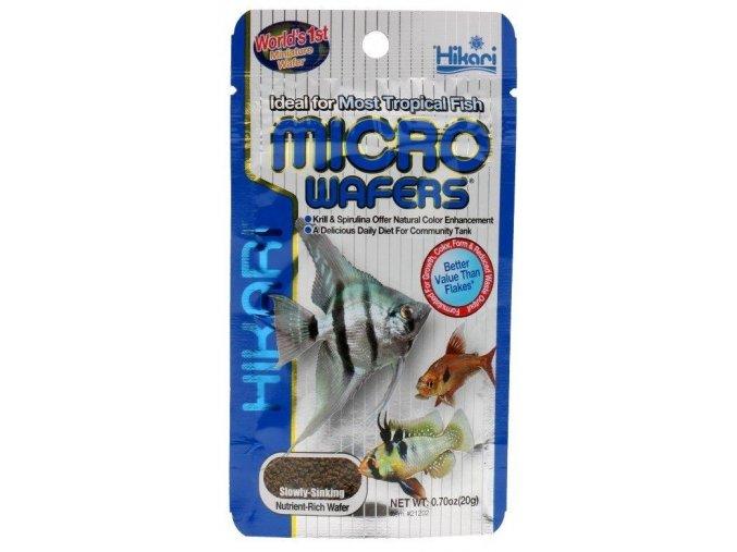 tropical micro wafers taistoit koigile vaikestele ja keskmistele troopilistele kaladele 20g 1479997776672 petcity