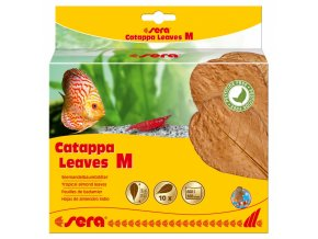 sera catappa leaves m 18 cm 10ks
