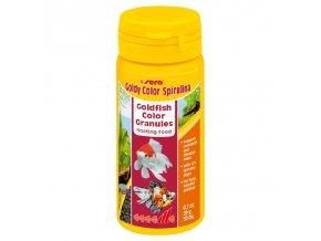 sera goldy color spirulina 50 ml