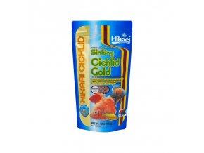 Hikari Cichlid Gold Sinking Medium 342g