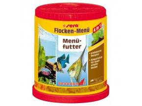 sera flocken menu 150 ml