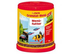 sera granulat menu 150 ml