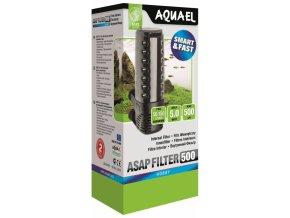 aquael filtr asap 500 1