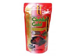 hikari cichlid gold pellet medium 250g