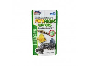 hikari tropical mini algae wafers