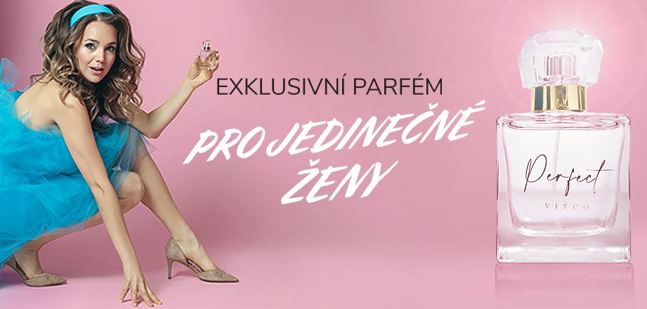 Exklusivní parfém pro jedinečné ženy
