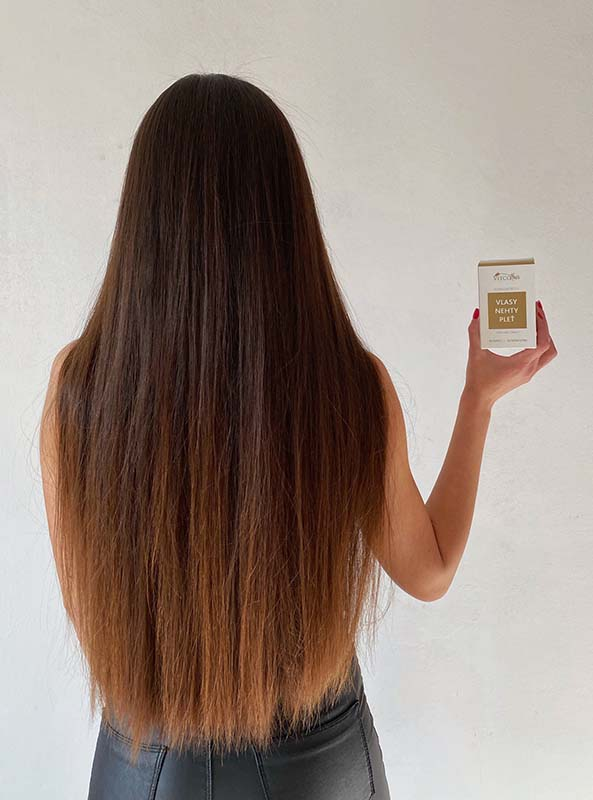 Skvělá reference doplňku na vlasy Vitco Hair