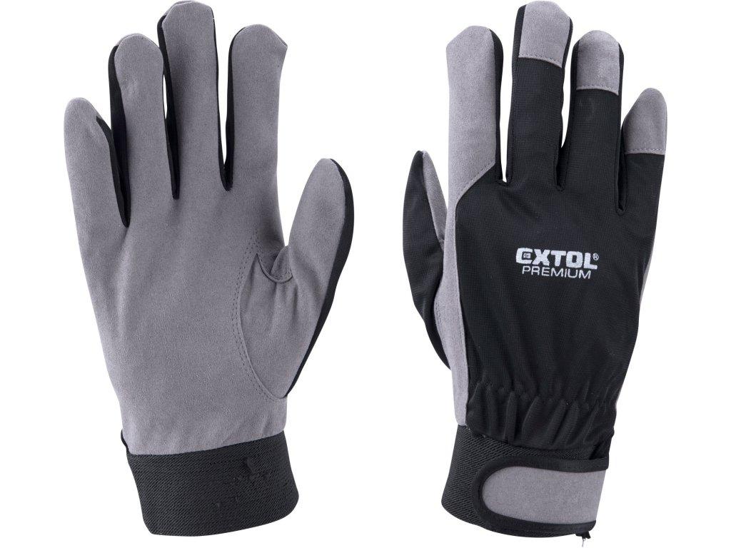 """rukavice LUREX, velikost 9"""""""