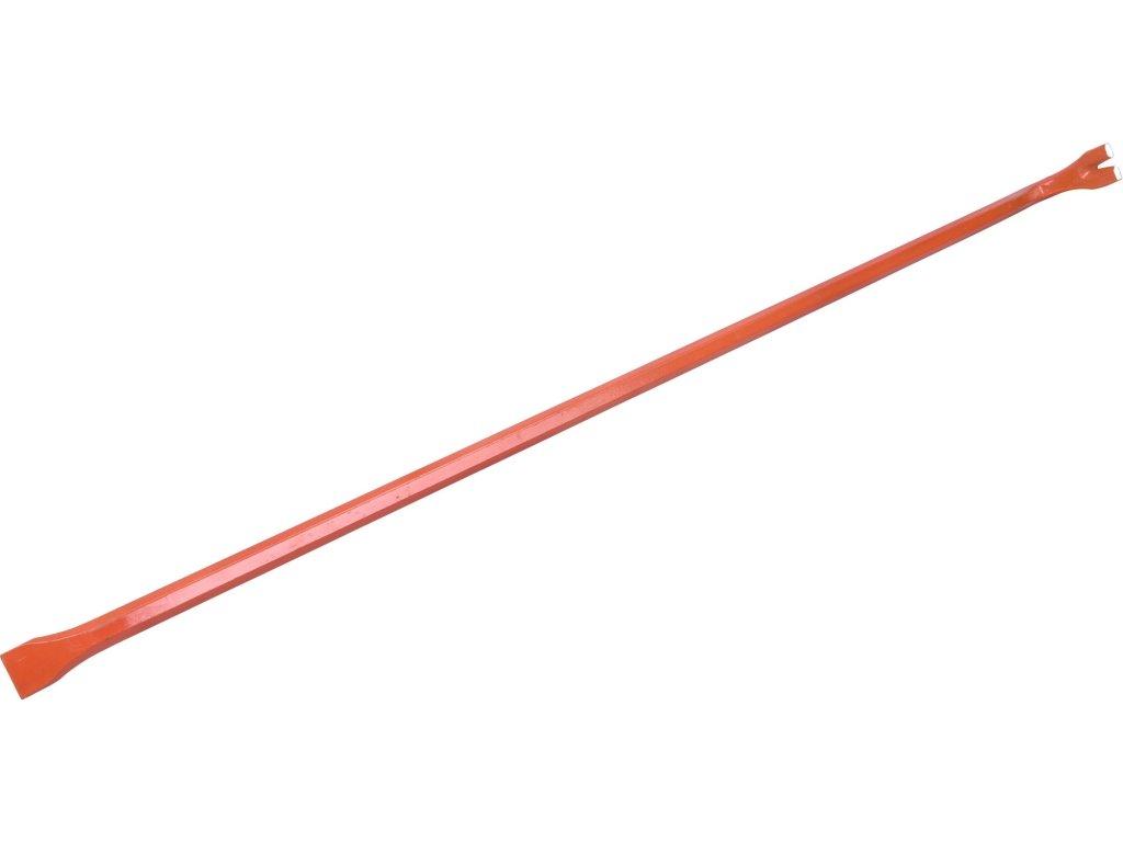 tyč na otvírání beden, 800x18mm