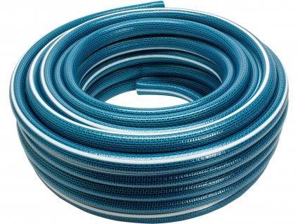 """hadice zahradní neprůhledná SILVER, 1/2"""", 25m, 130g/m"""