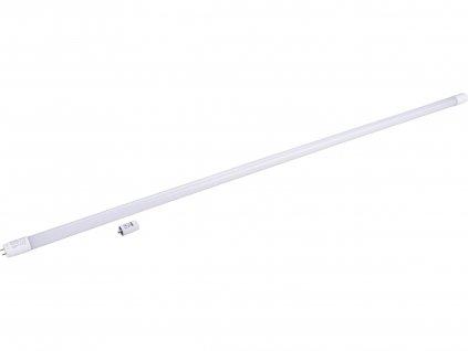 zářivka LED, 120cm, 1800lm, T8, neutrální bílá, PC + ALU