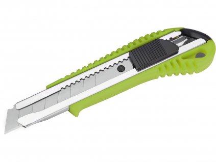 nůž ulamovací s kovovou výstuhou, 18mm Auto-lock