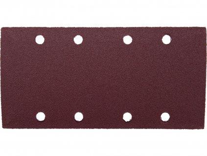 papíry brusné, suchý zip, bal. 10ks, 185x93mm, P100