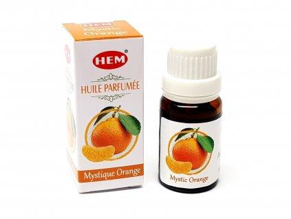 vonný olej 10ml MYSTIC pomeranč