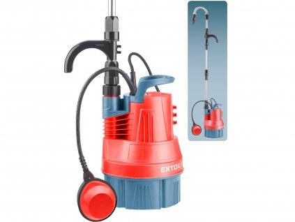 čerpadlo ponorné do sudu, 350W, 5000l/h