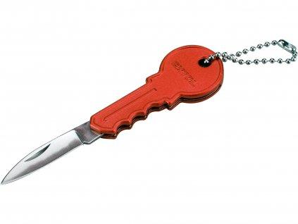 nůž s rukojetí ve tvaru klíče, 100/60mm, nerez