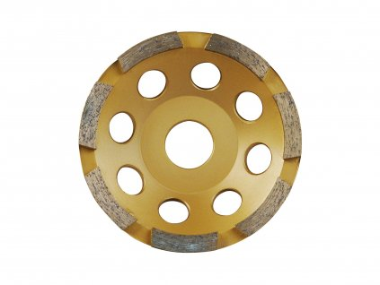 kotouč diamantový brusný jednořadý, 125x22,2mm