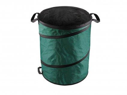 koš skládací na listí a zahradní odpad, 55x72cm, 170L, PES
