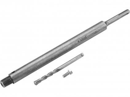 stopka upínací SDS plus s vodícím vrtákem, 300mm x M16