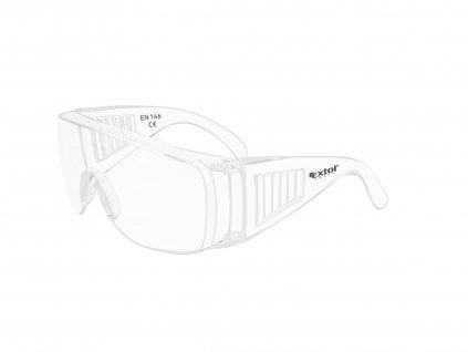brýle ochranné polykarbonát
