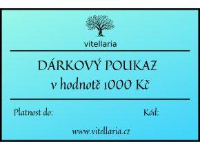 darkovy poukaz 1000