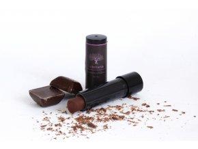 Čokoládový balzám na rty