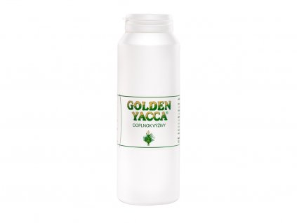 150g Golden Yacca c